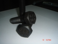 High Tensile Steel Bolts